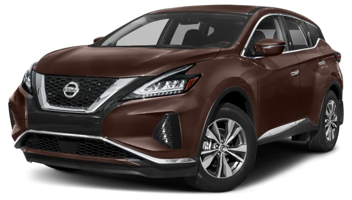 2019 Nissan Murano Platinum 4dr All Wheel Drive Pricing