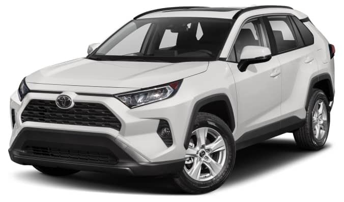 2019 Toyota Rav4 Xle Premium 4dr All Wheel Drive Pricing And Options