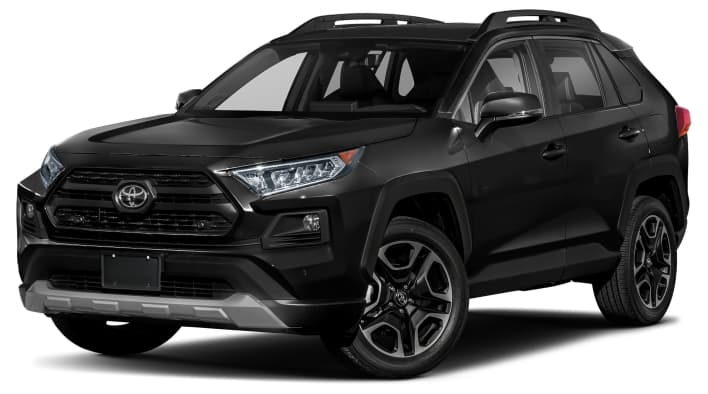 2019 Toyota Rav4 Adventure 4dr All Wheel Drive Pricing And Options