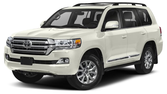 2019 Toyota Land Cruiser V8 4dr 4x4 Pricing and Options