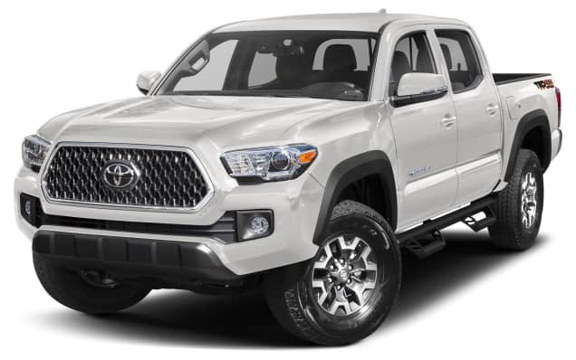 Toyota Tacoma Gas Tank Size >> 2019 Toyota Tacoma Trd Off Road V6 4x4 Double Cab 127 4 In Wb Specs And Prices