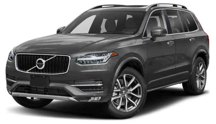 2019 Volvo XC90 T6 R-Design 4dr All-wheel Drive Pricing and Options