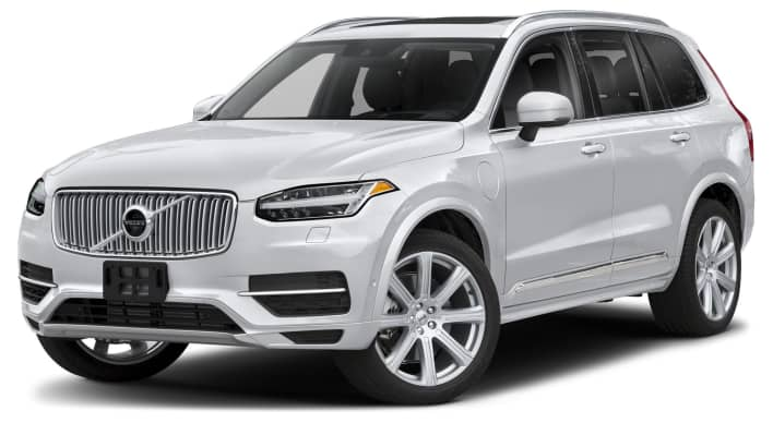 2019 Volvo XC90 Hybrid T8 Excellence 4dr All-wheel Drive Pricing and Options