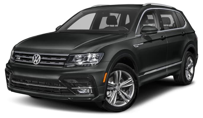 2019 Volkswagen Tiguan 2 0t Sel Premium R Line 4dr All