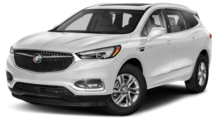 2020 Buick Enclave Avenir Front Wheel Drive Pricing And Options
