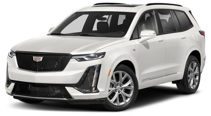 2020 Cadillac XT6 Sport 4dr All-wheel Drive Pricing and Options | Autoblog