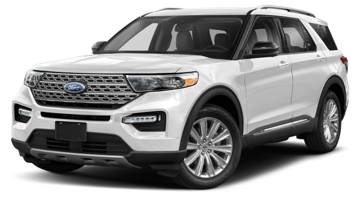2020 Ford Explorer Platinum 4dr 4x4 Pricing And Options