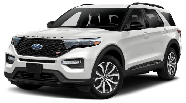 2020 Ford Explorer St 4dr 4x4 Pricing And Options