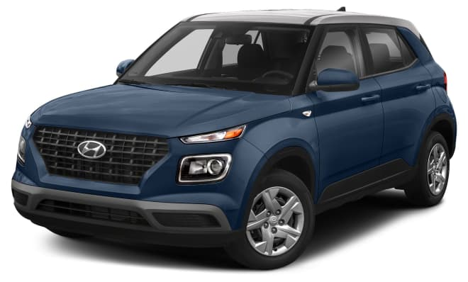 2021 hyundai venue denim 4dr front-wheel drive pricing and
