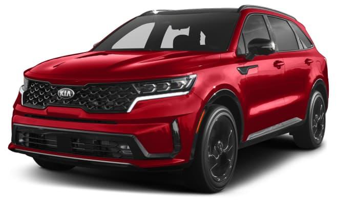 2021 Kia Sorento LX 4dr All-wheel Drive Pricing and Options