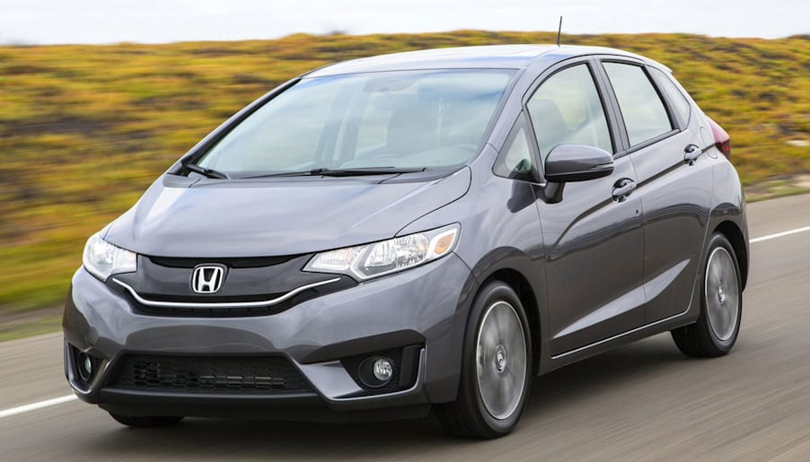 AOL Autos Test Drive: 2015 Honda Fit