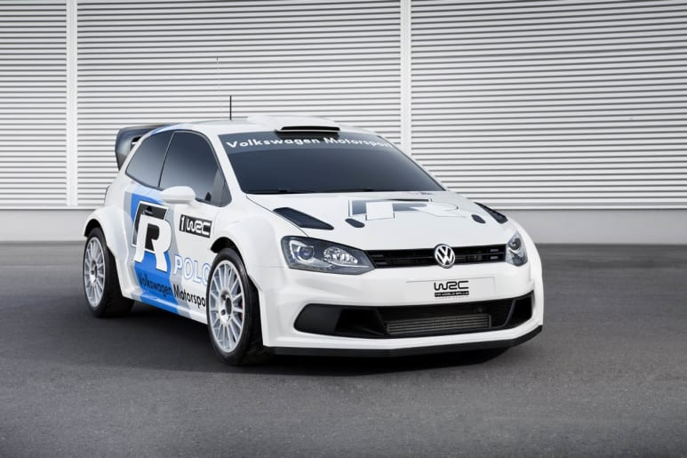 Volkswagen Polo R Wrc Aug 8 2013 Photo Gallery Autoblog