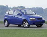 2008 Chevrolet Aveo 5 Ls 4dr Hatchback Specs And Prices