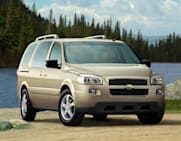 2008 Chevrolet Uplander Lt W 1lt Front Wheel Drive Extended