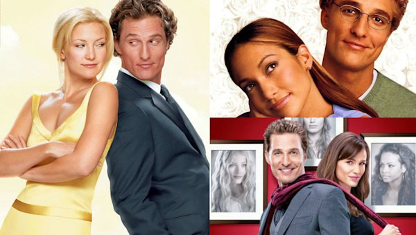 7 Matthew McConaughey Movie Speeches That Are Alright ...