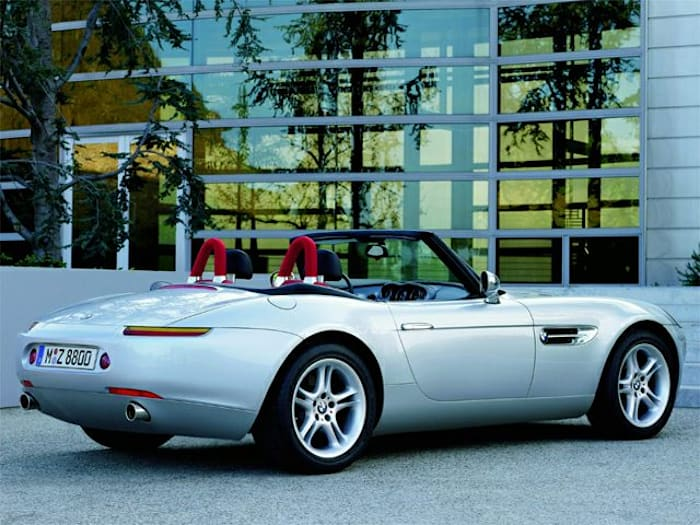 2000 Bmw Z8 Specs And Prices