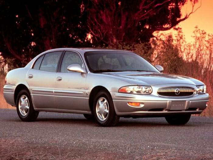 2000 buick lesabre safety features. Black Bedroom Furniture Sets. Home Design Ideas