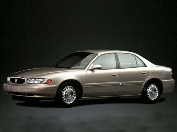 2000 Buick Century Information