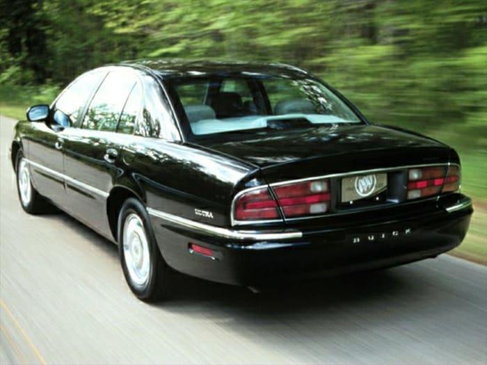 2000    Buick       Park       Avenue       Ultra    4dr Sedan Specs and Prices   Autoblog