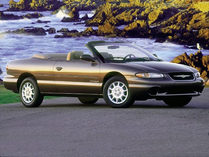 2000 chrysler sebring jxi 2dr convertible specs and prices. Black Bedroom Furniture Sets. Home Design Ideas