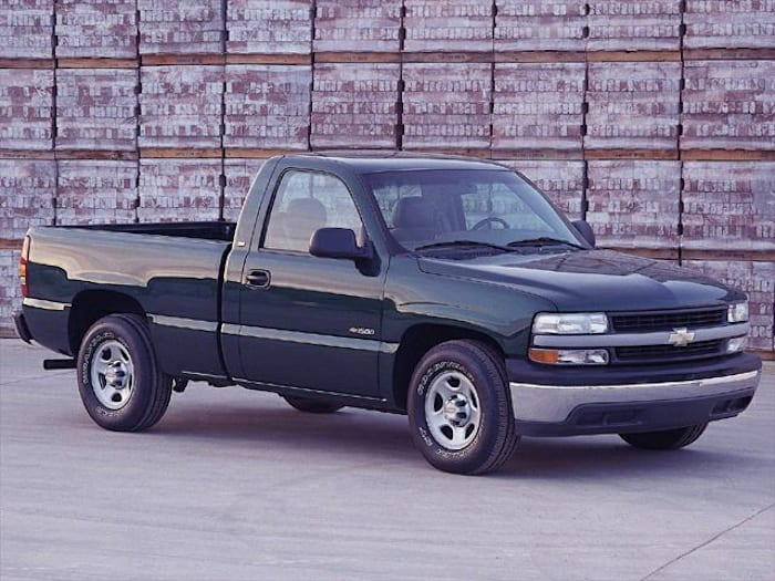2000 chevrolet silverado 1500 specs and prices. Black Bedroom Furniture Sets. Home Design Ideas