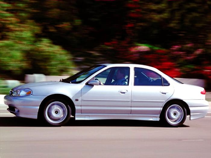 2000 Ford Contour SVT 4dr Sedan Pictures