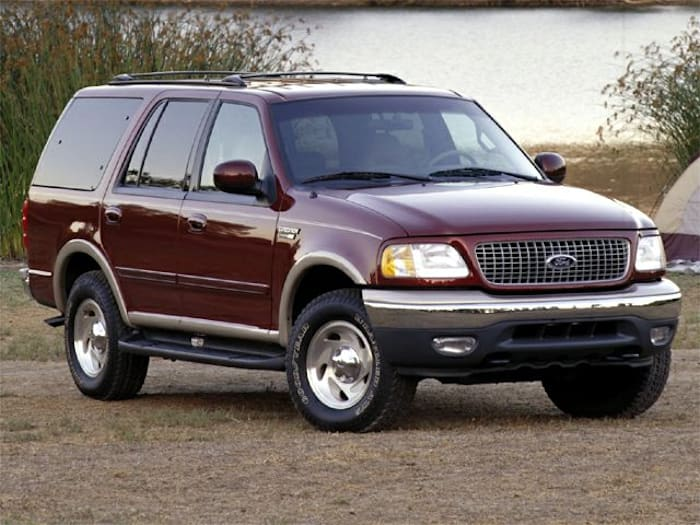 2000 Ford Expedition New Car Test Drive