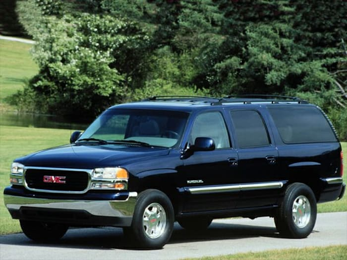 2000 gmc yukon xl 1500 safety features. Black Bedroom Furniture Sets. Home Design Ideas