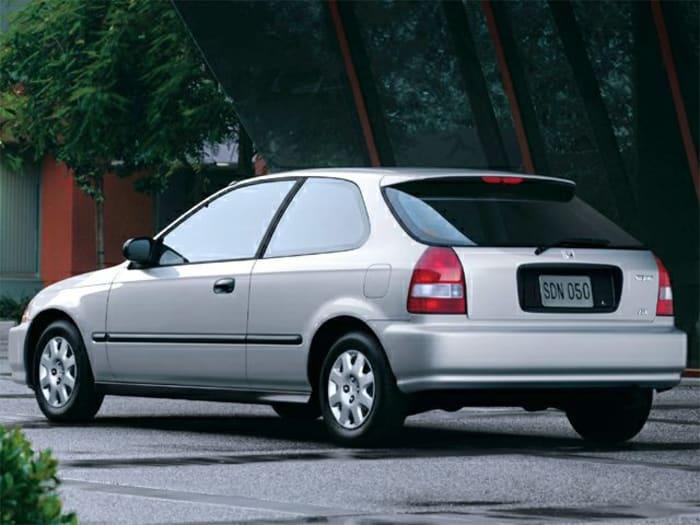 2000 honda civic cx 2dr hatchback specs and prices for Honda civic hatchback dimensions