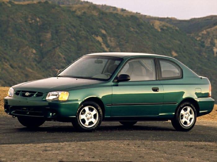 2000 Hyundai Accent New Car Test Drive