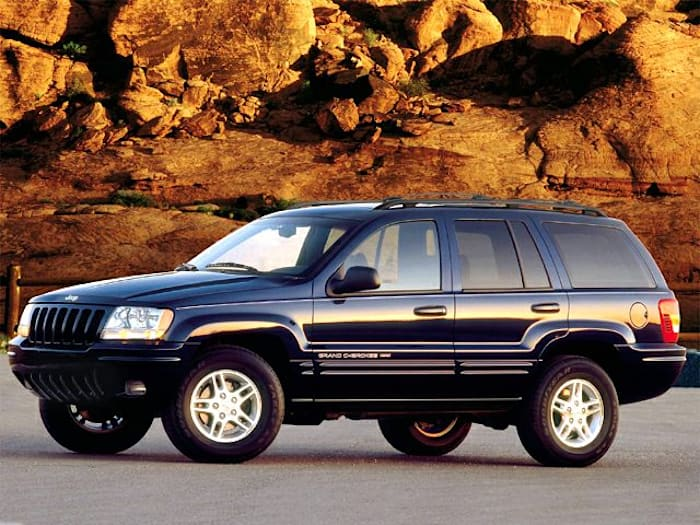 2000 jeep grand cherokee limited 4dr 4x2 for sale. Black Bedroom Furniture Sets. Home Design Ideas