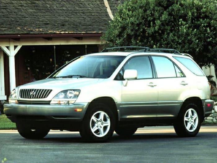 2000 lexus rx 300 new car test drive. Black Bedroom Furniture Sets. Home Design Ideas