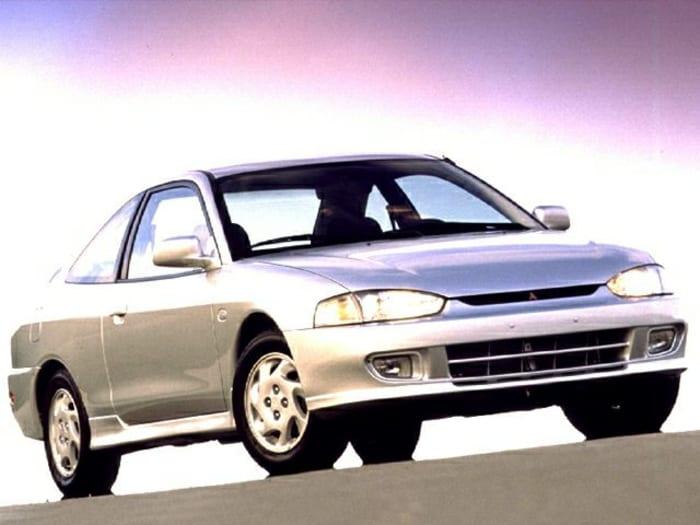 2000 Mitsubishi Mirage Information