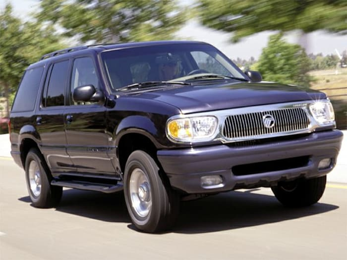 2000 mercury mountaineer information. Black Bedroom Furniture Sets. Home Design Ideas