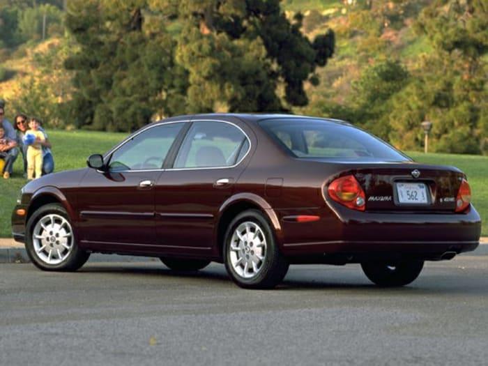 2000 Nissan Maxima New Car Test Drive