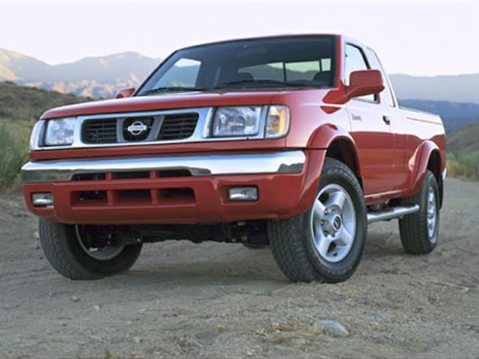2000 nissan frontier xe 4x2 king cab 116 1 in wb equipment. Black Bedroom Furniture Sets. Home Design Ideas