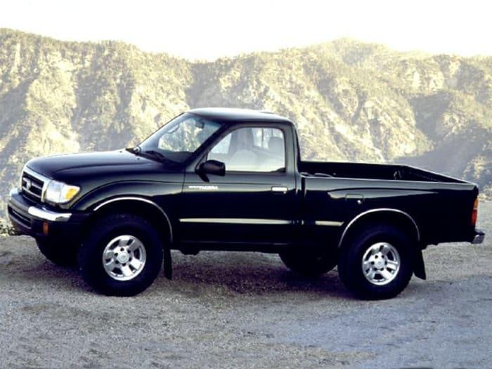 2001 Toyota Tacoma Information