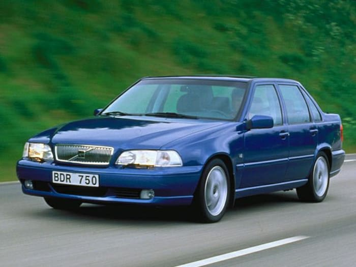 Volvo Certified Pre-Owned >> 2000 Volvo S70 Information