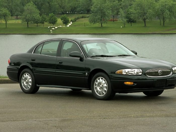 2001 buick lesabre new car test drive. Black Bedroom Furniture Sets. Home Design Ideas