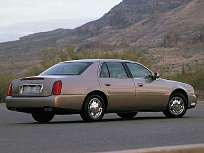 2001 Cadillac DeVille Information