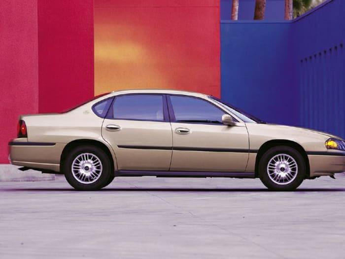 2001 chevrolet impala information. Black Bedroom Furniture Sets. Home Design Ideas