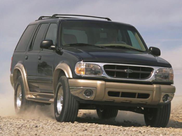 2001 ford explorer crash test ratings. Black Bedroom Furniture Sets. Home Design Ideas