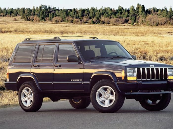 2001 jeep cherokee rhd postal unit 4dr 4x4 pricing and options. Black Bedroom Furniture Sets. Home Design Ideas