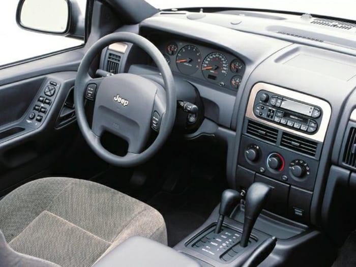 2001 Jeep Grand Cherokee Information