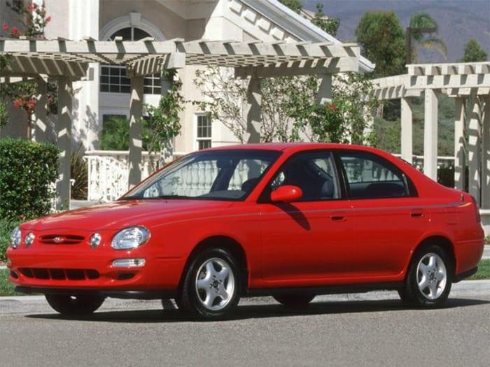 2001 kia spectra new car test drive. Black Bedroom Furniture Sets. Home Design Ideas