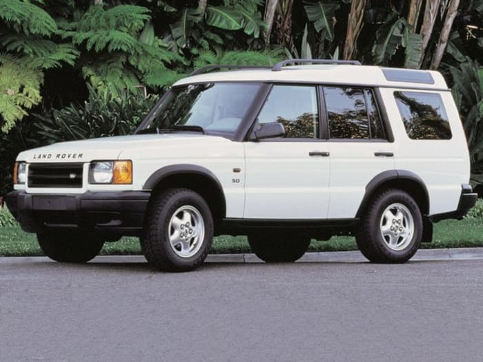 2001 Land Rover Discovery Information