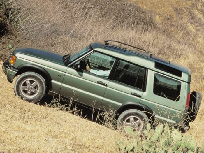 2001 land rover discovery series ii le 4dr all wheel drive specs and prices. Black Bedroom Furniture Sets. Home Design Ideas