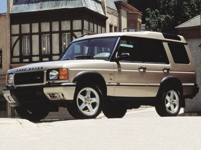 2001 Land Rover Discovery Series Ii Se 4dr All