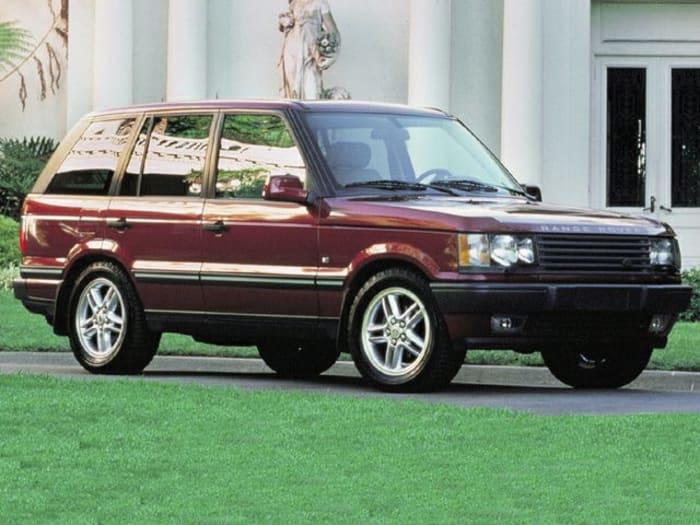2001 land rover range rover 4 6 hse 4dr all wheel drive. Black Bedroom Furniture Sets. Home Design Ideas