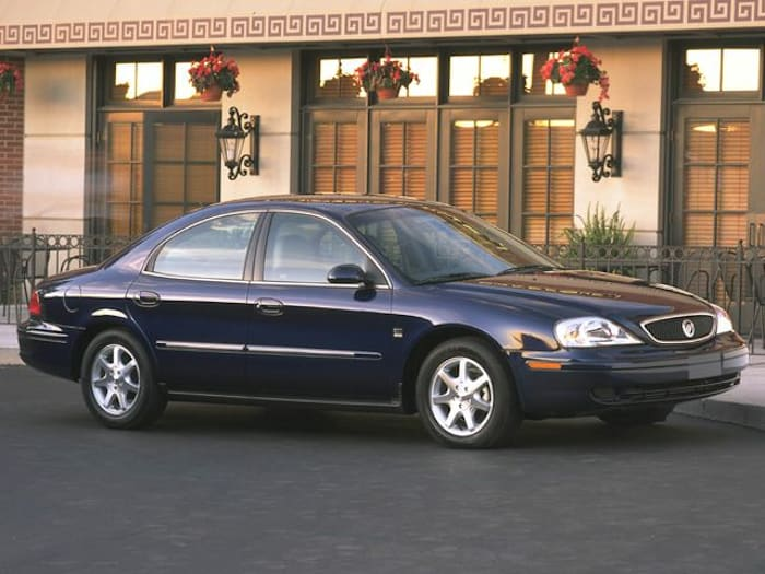 2001 mercury sable new car test drive. Black Bedroom Furniture Sets. Home Design Ideas